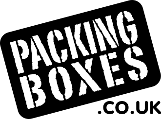 packing boxes logo